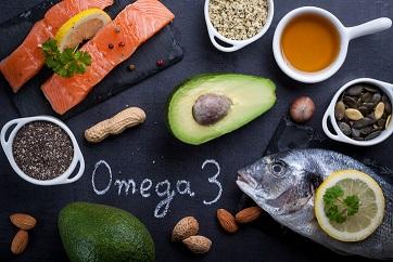 Omega-3 Fatty Acids for Mood Disorders