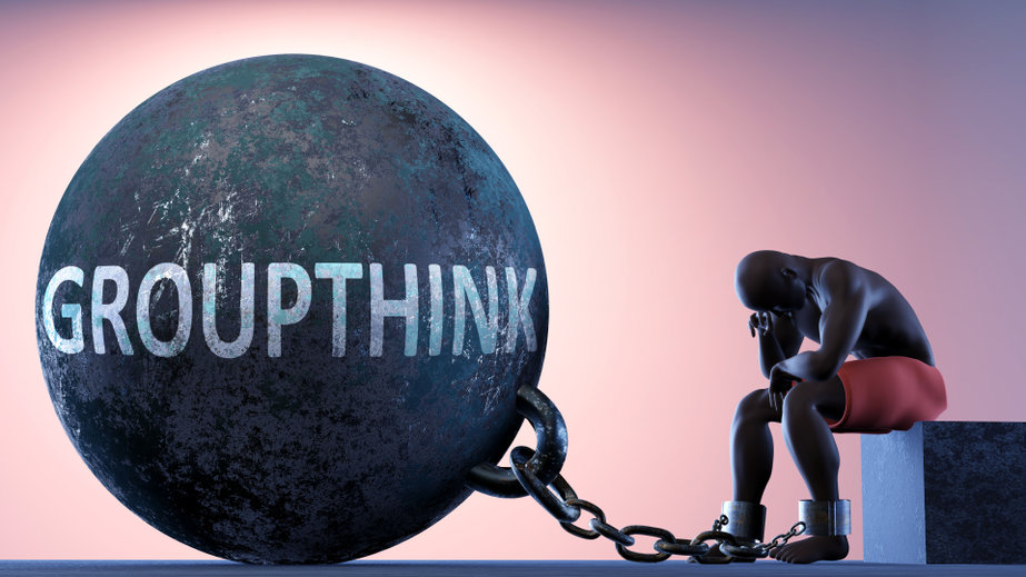 Groupthink and how it impacts Values, Opinions, and Beliefs